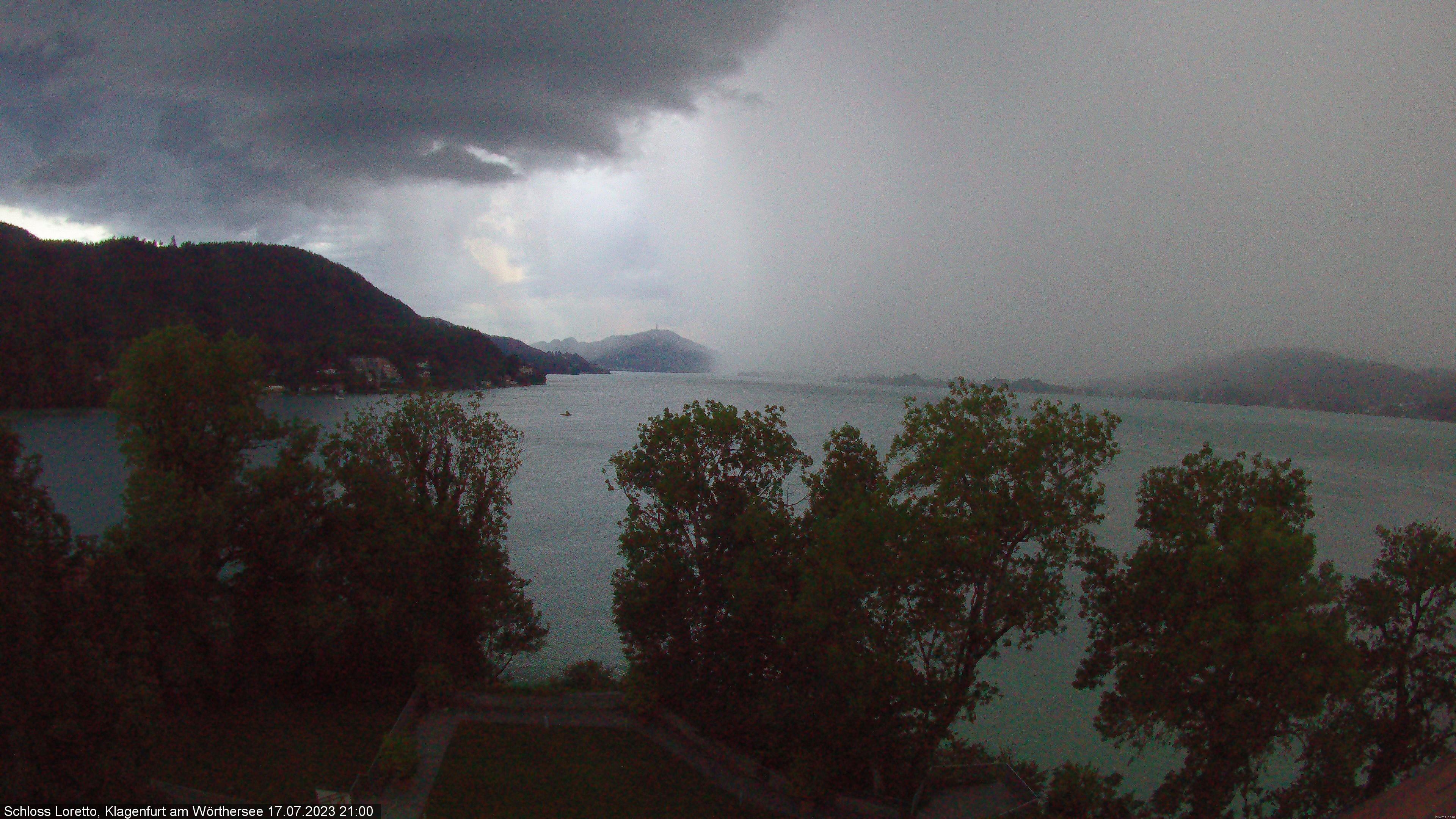 Klagenfurt am Wörthersee – Schloss Loretto Webcam Live