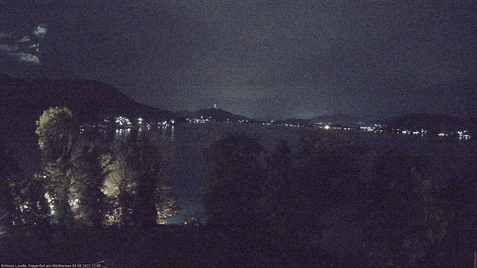 Webcam image: Klagenfurt
